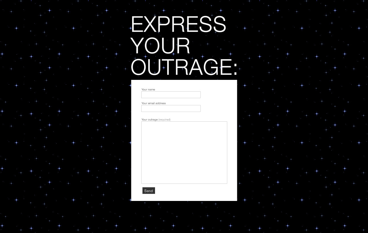 express-your-outrage
